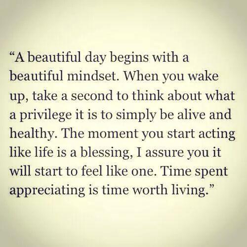 A beautiful Day!