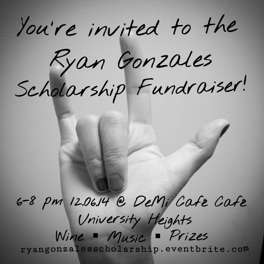 Ryan Gonzales Scholarship