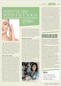 Face Yoga with Eva Riviera Insider