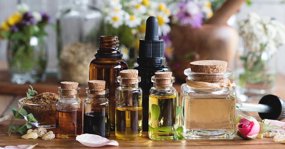 skin essential oils